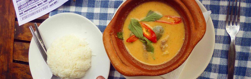 tom yam kung soup