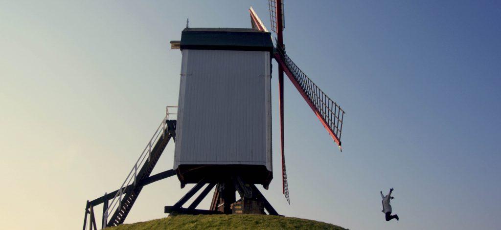 Mulino fiandre olanda