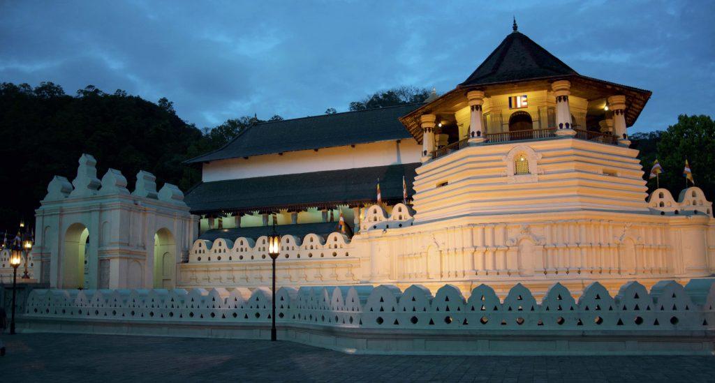 Sri lanka itinerario