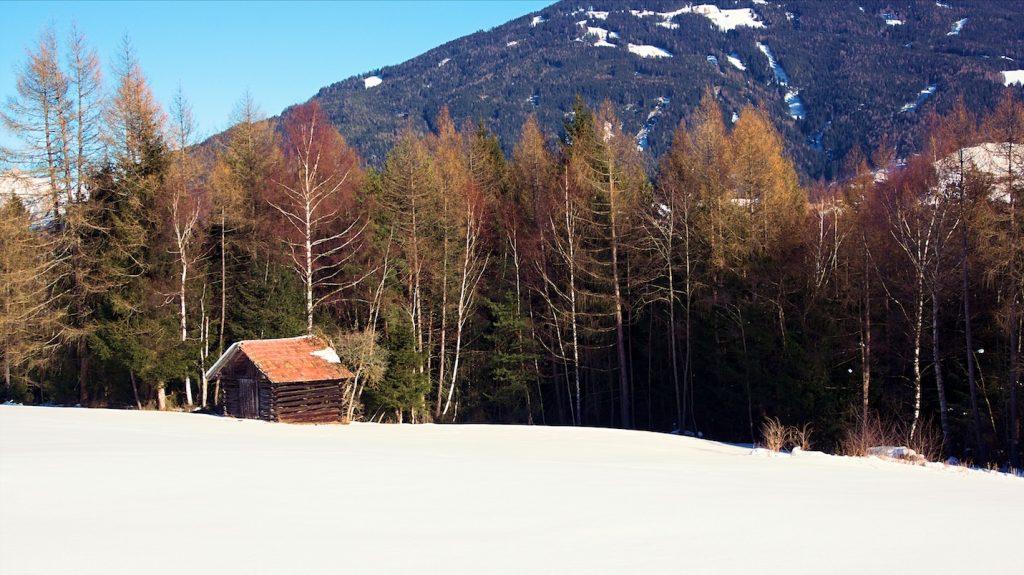 Tirolo inverno