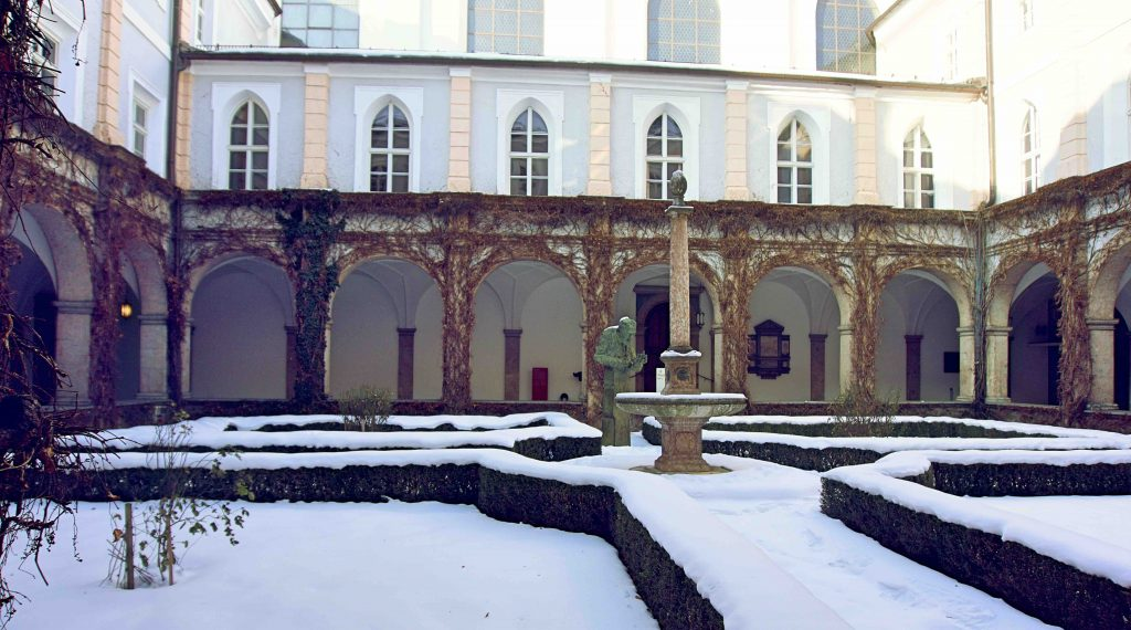 Innsbruck chiesa gotica