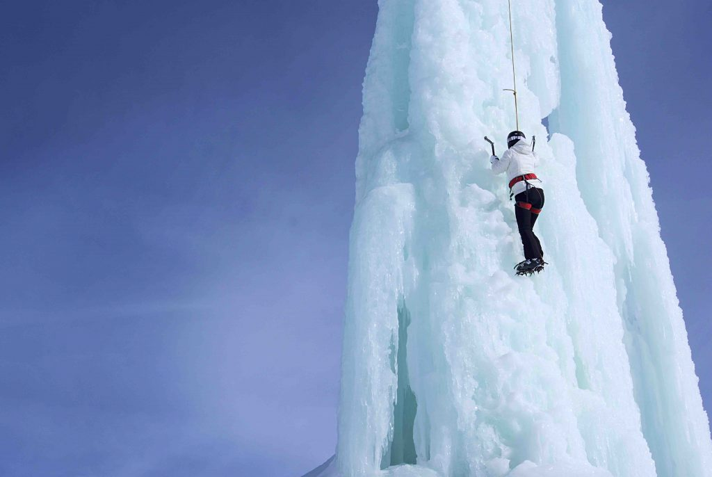ice climbing stubai