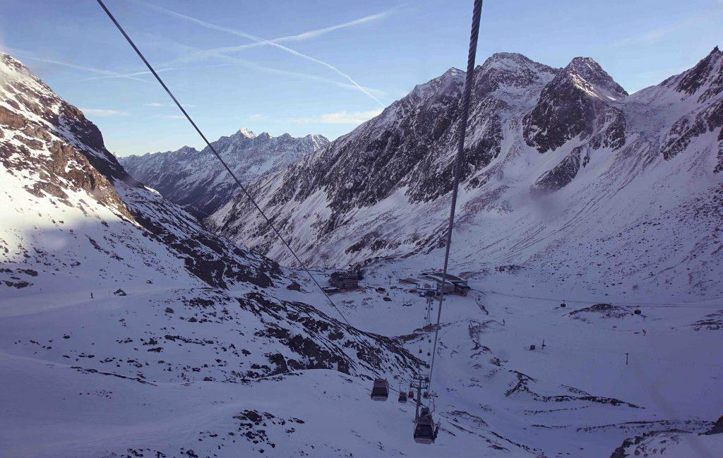 Tirolo austriaco in inverno
