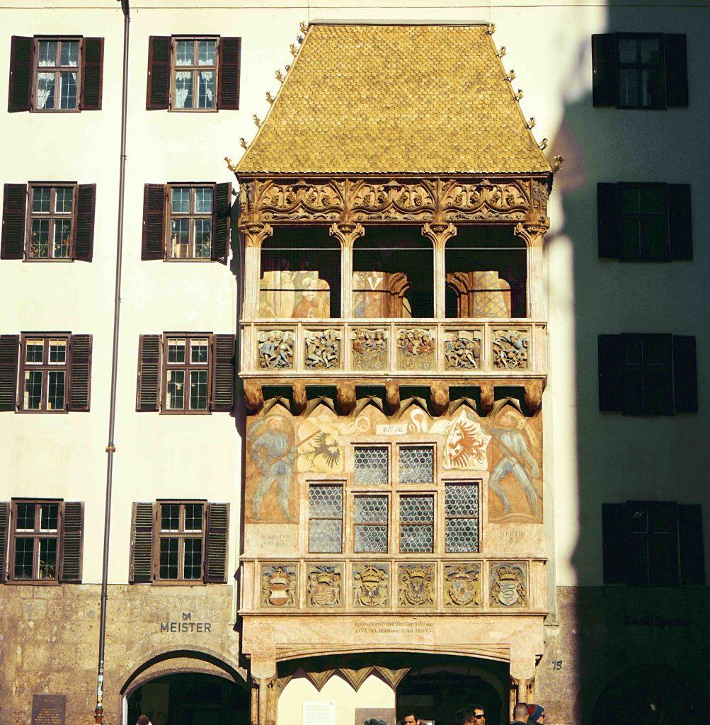 Innsbruck tirolo austriaco