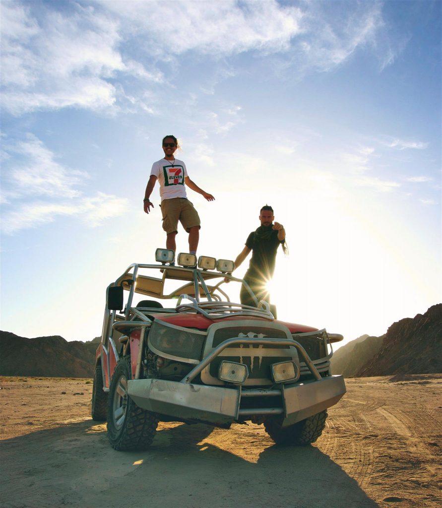 dune buggy desert sharm