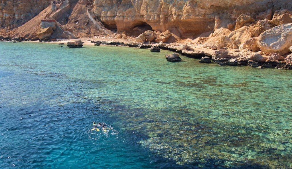 sharm barriera corallina