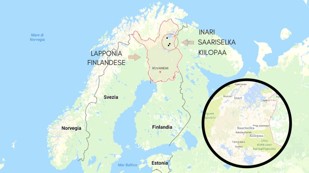 ilari saariselka finlandia