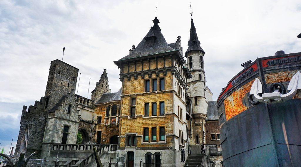 Anversa castello
