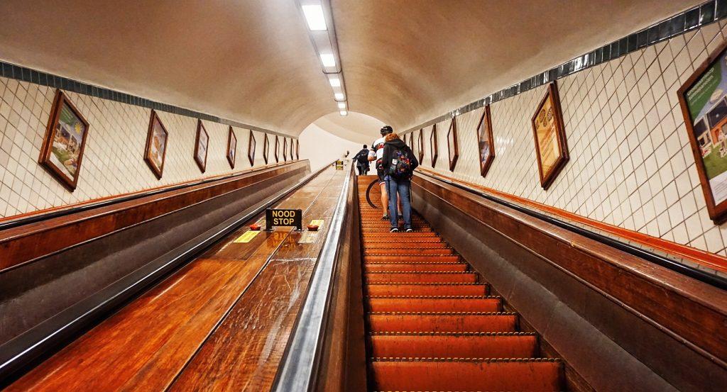 tunnel sant'anni