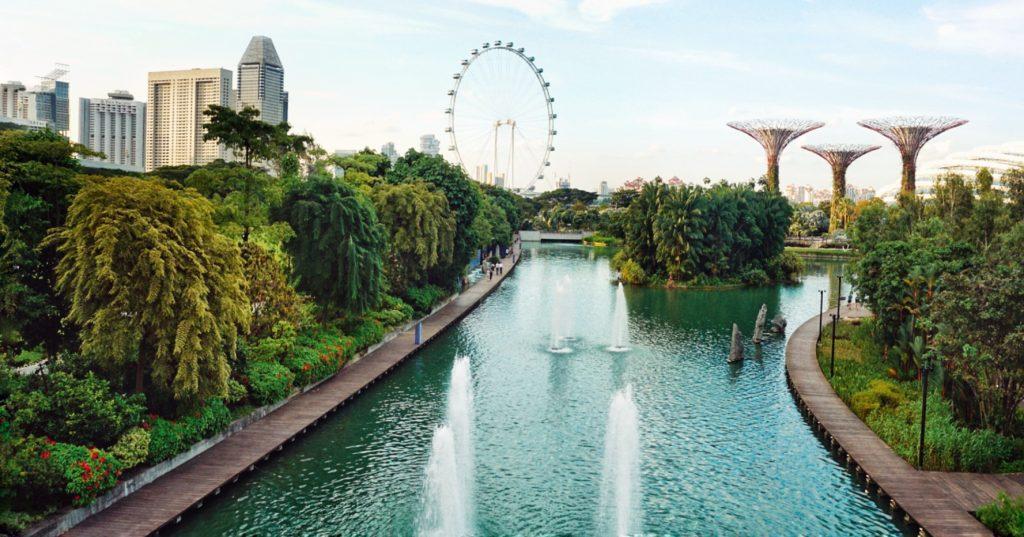 3 giorni a singapore