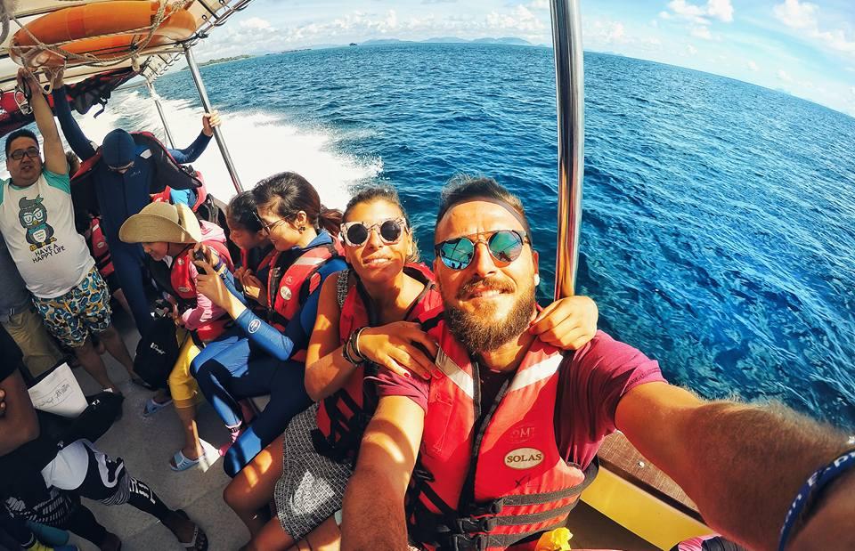 itinerario borneo fai da te Sabah