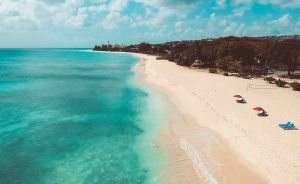 best beach Barbados