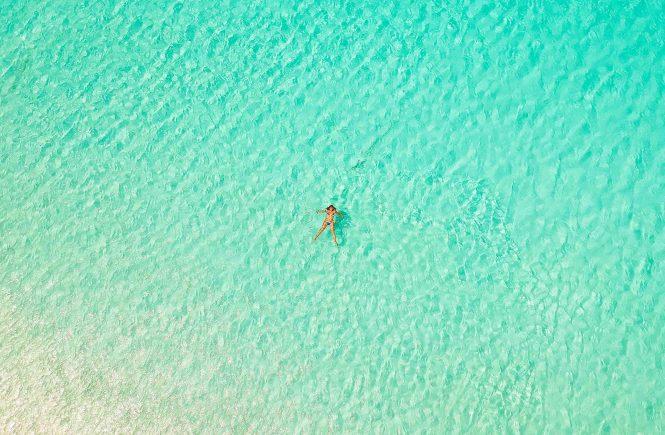 spiaggia più bella