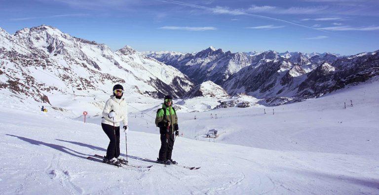 TIROLO AUSTRIACO in inverno: Innsbruck e la Stubaital