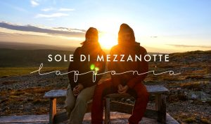 SOLE di MEZZANOTTE – Estate in Lapponia