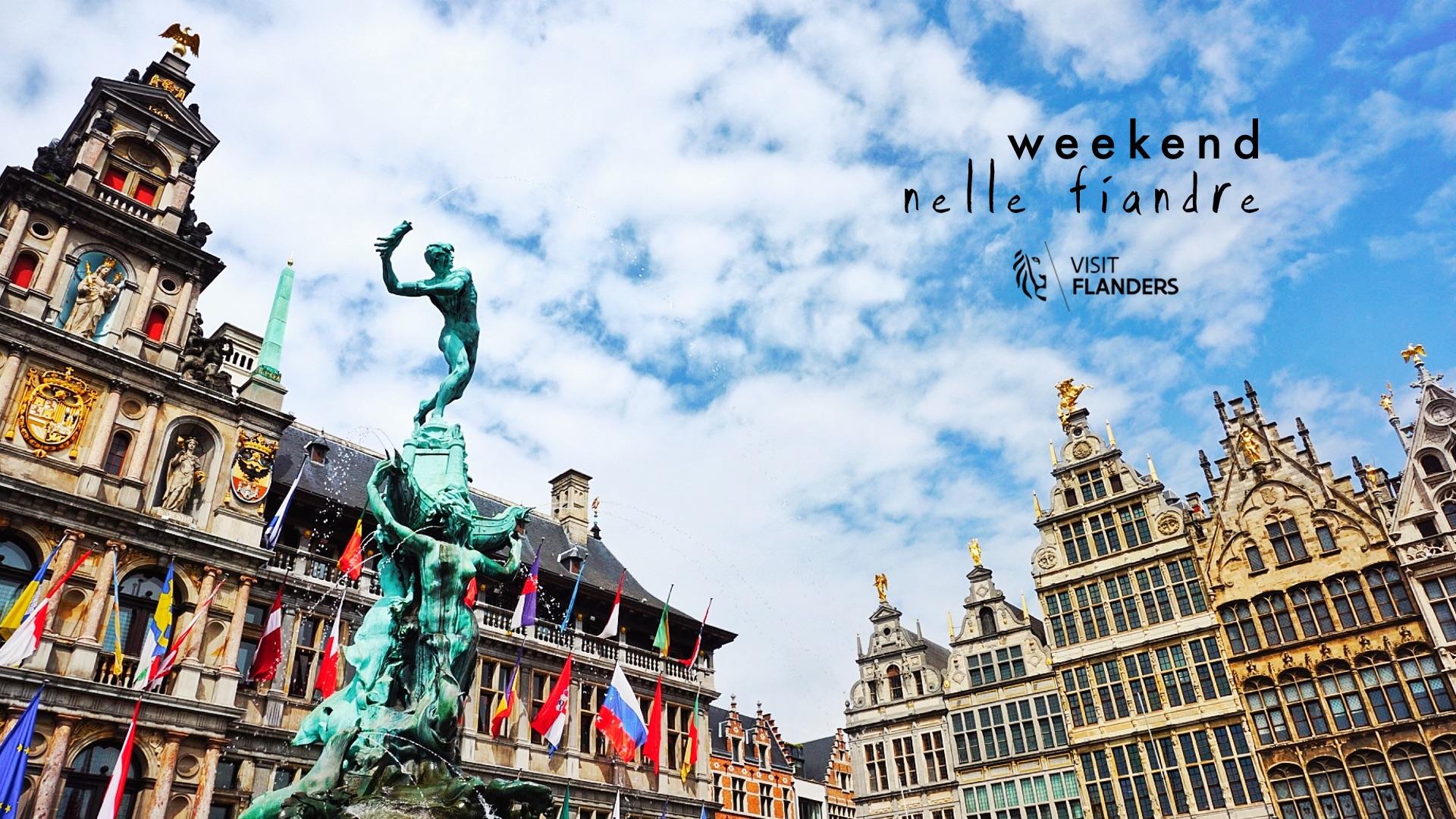 Weekend nelle FIANDRE – Anversa e Mechelen