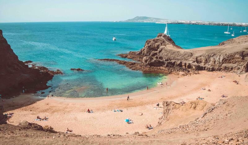 le migliori spiagge di Lanzarote